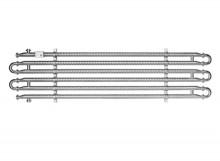 Scambiatori tubolari Viscoline